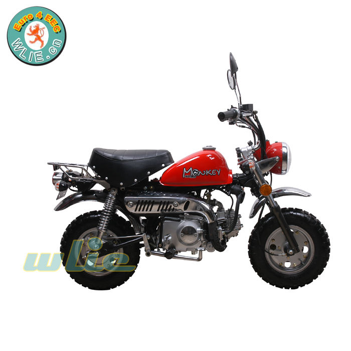 Best verkopende producten <span class=keywords><strong>50</strong></span> cc scooter crossover gas motorfiets Charly Monkey Dax (Euro 4))