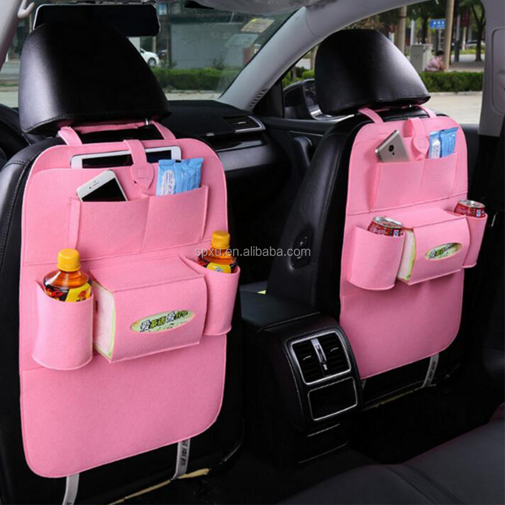 Car Seat Lại Organizer Multi-Pocket Travel Lưu Trữ Bag