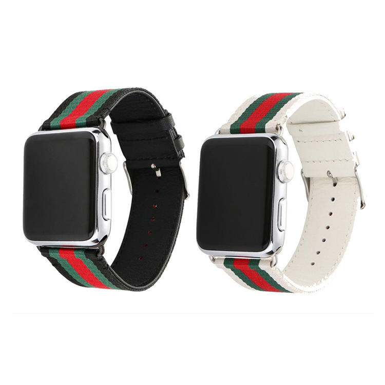 Nylon Bracelet Strap Replacement Wrist Band for apple watch bands