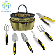 2016 high quality Garden Tool Set With Bag