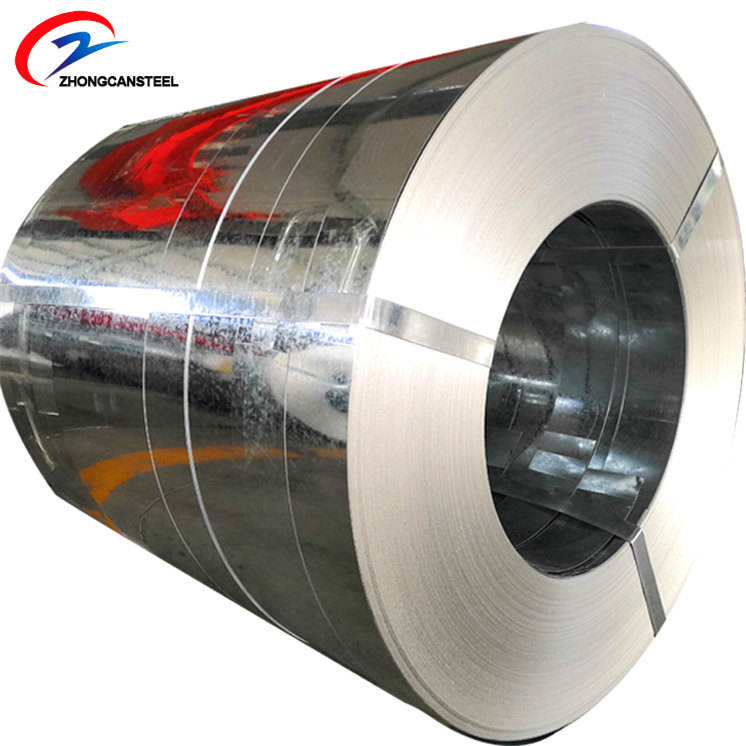 Prime 55% aluminium gl staal coils az150 al-zn hot gedoopt zincalume/galvalume staal strip spoel