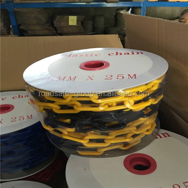 durable 8mm plastic chain