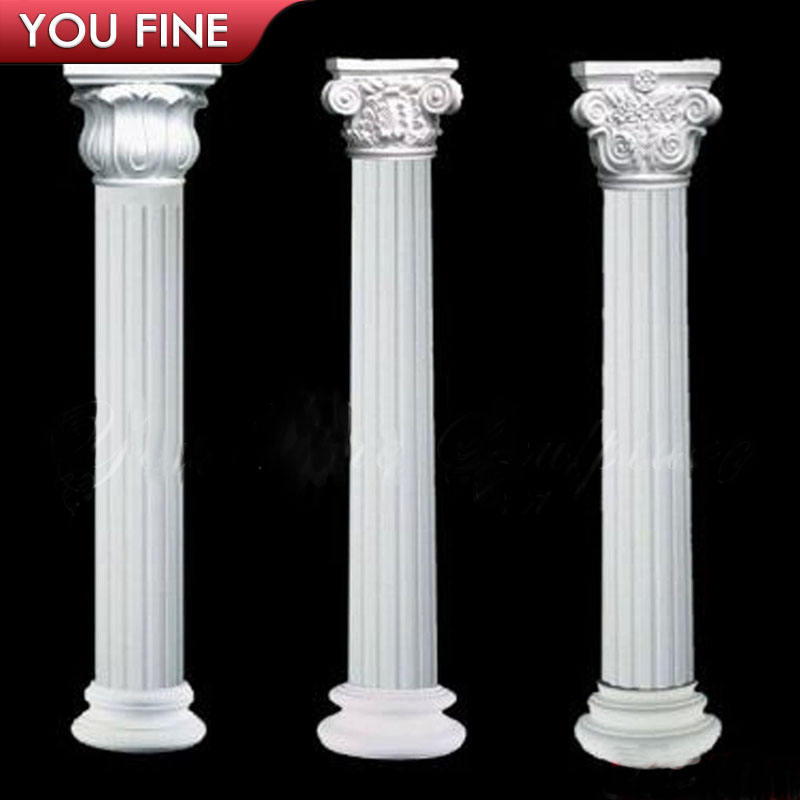 Classic Decorative Marble Building Design Pillar