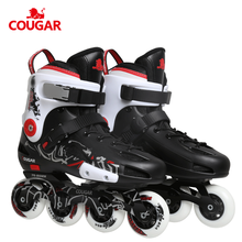 Cougar factory made four wheels attachable roller skates in high quality skate shoes price roller skate inline