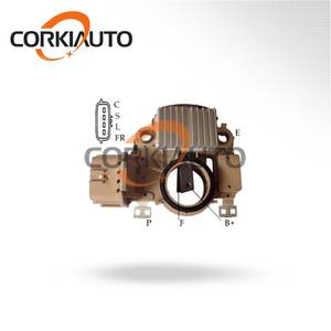 VR-H2009-70A; 138340; IM341; IM341HD; 80033025; MD619268; VRG36889 Auto Alternator Tegangan Regulator 12 V