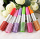 Promotional Lipstick rouge lip rouge light up pen party favors shiny smoothly novelty lovely pen
