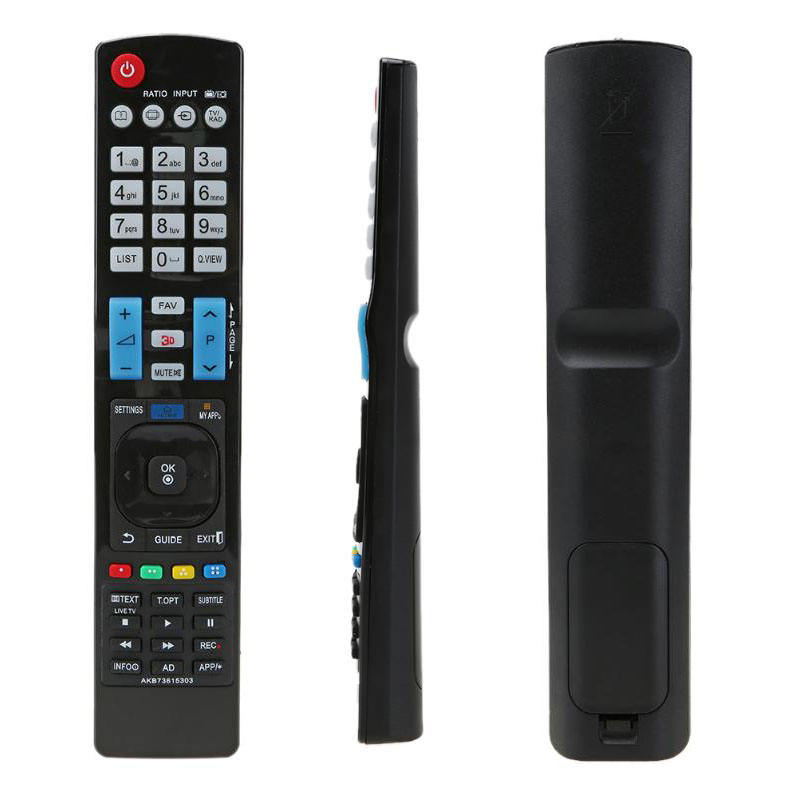 Free Shipping Replacement Universal TV Remote Control For LG AKB73615303 IPTV