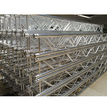 Daisy high loading capacity 24 inch business show bolt aluminum truss with roof cover