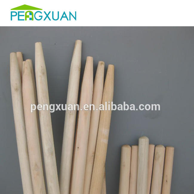 Guangxi factory supply cheap garden tool round wood tomato stakes
