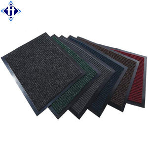 Eco Friendly Entrance Polyester Door Mat