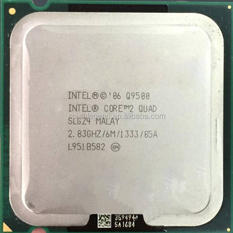 INTEL CPU Q9500/SLGZ4 2.83GHz/6M LGA775