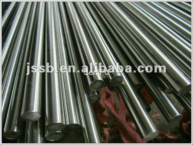 Tolerance H9/H10/H11 stainless steel grade 321 solid round bars/rods ,refractory material