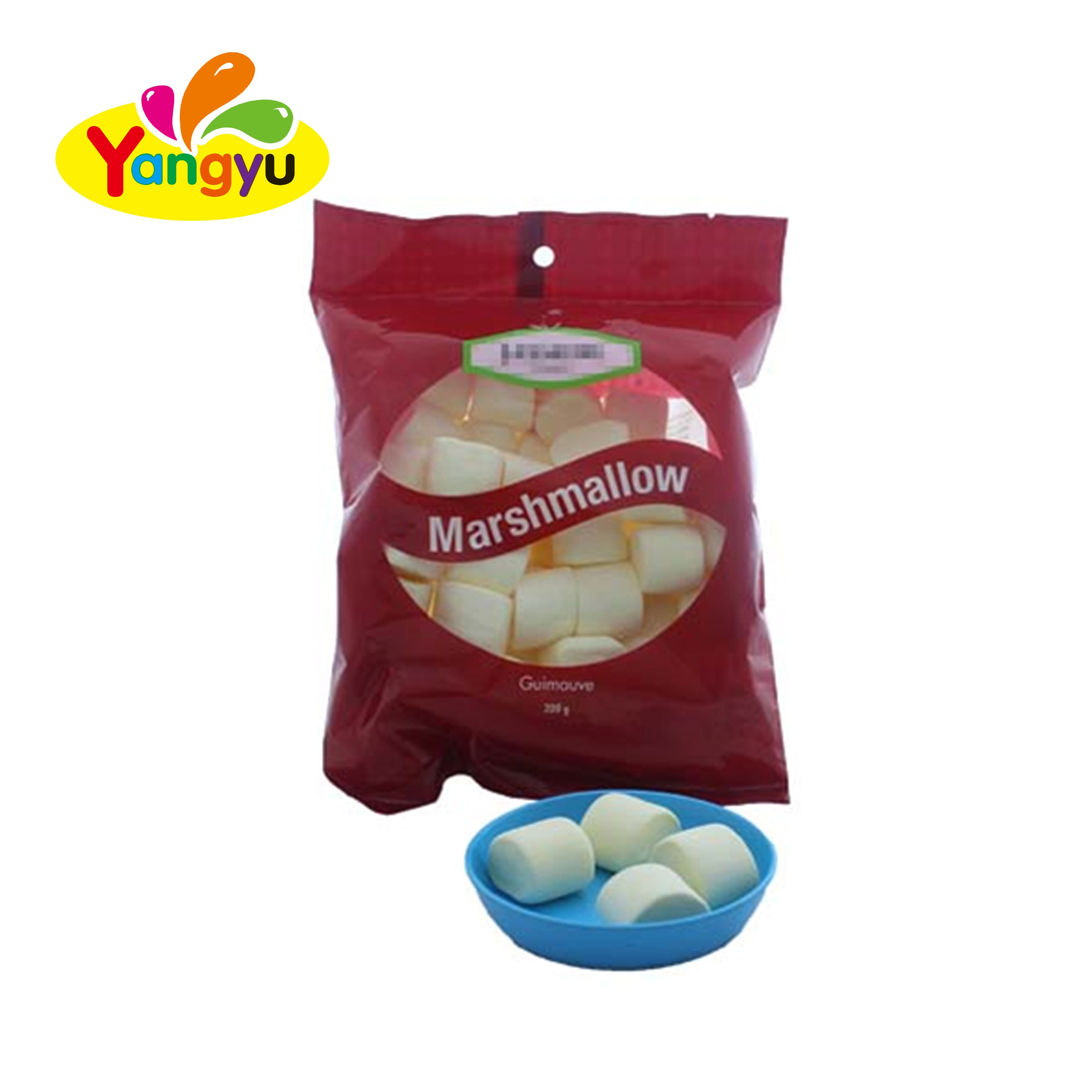 Di Qualità del Hight Pane Cotto A Vapore Forma <span class=keywords><strong>Marshmallow</strong></span> Nuovo Prodotto Mini <span class=keywords><strong>Marshmallow</strong></span> in Borsa
