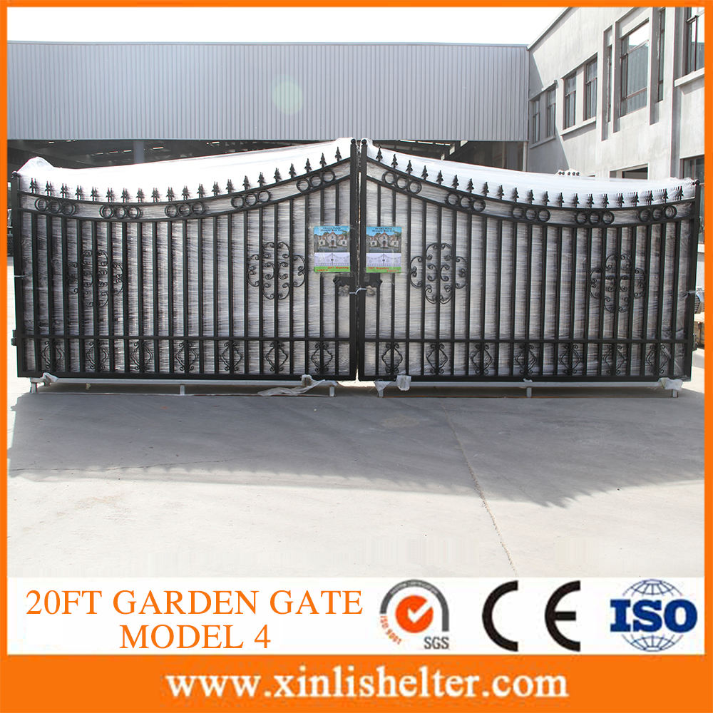 stainless fence steel gate, main gate designs