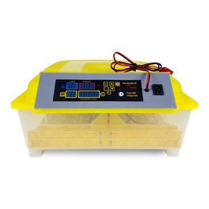 HHD automatic battery powered 48 egg incubator/hatching machine/brooder