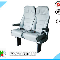 Bus seat with PU cushion
