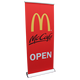 Mobile Portable Roll up banner Retractable Poster Banner Pull up banner