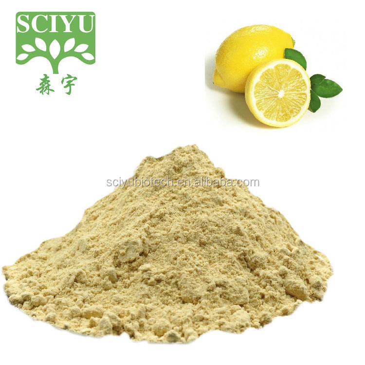 SCIYU provide Lemon Extract Powder with Citric acid