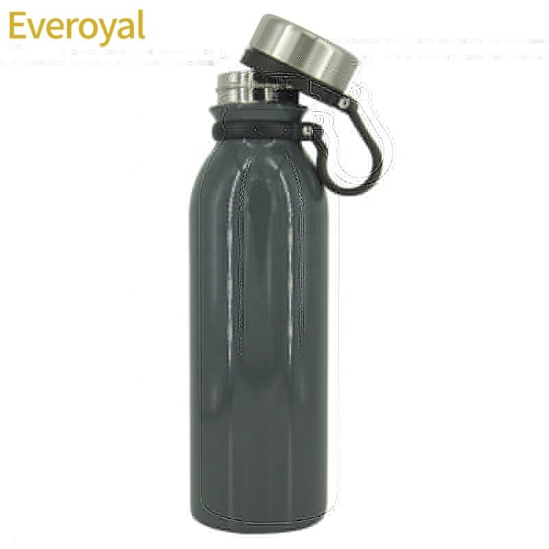 Stainless Steel Gym Water Bottle Sports