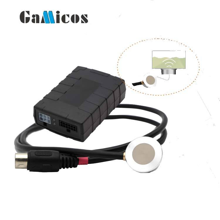 GUT810 RS232 RS485 ultraschall gps tracking kraftstoff level sensor