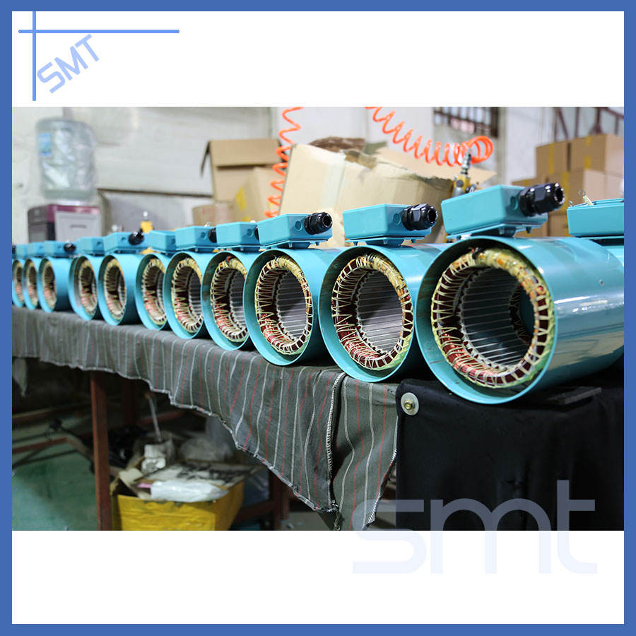 Servo Motor Coil Winding Machine Automatic With PLC