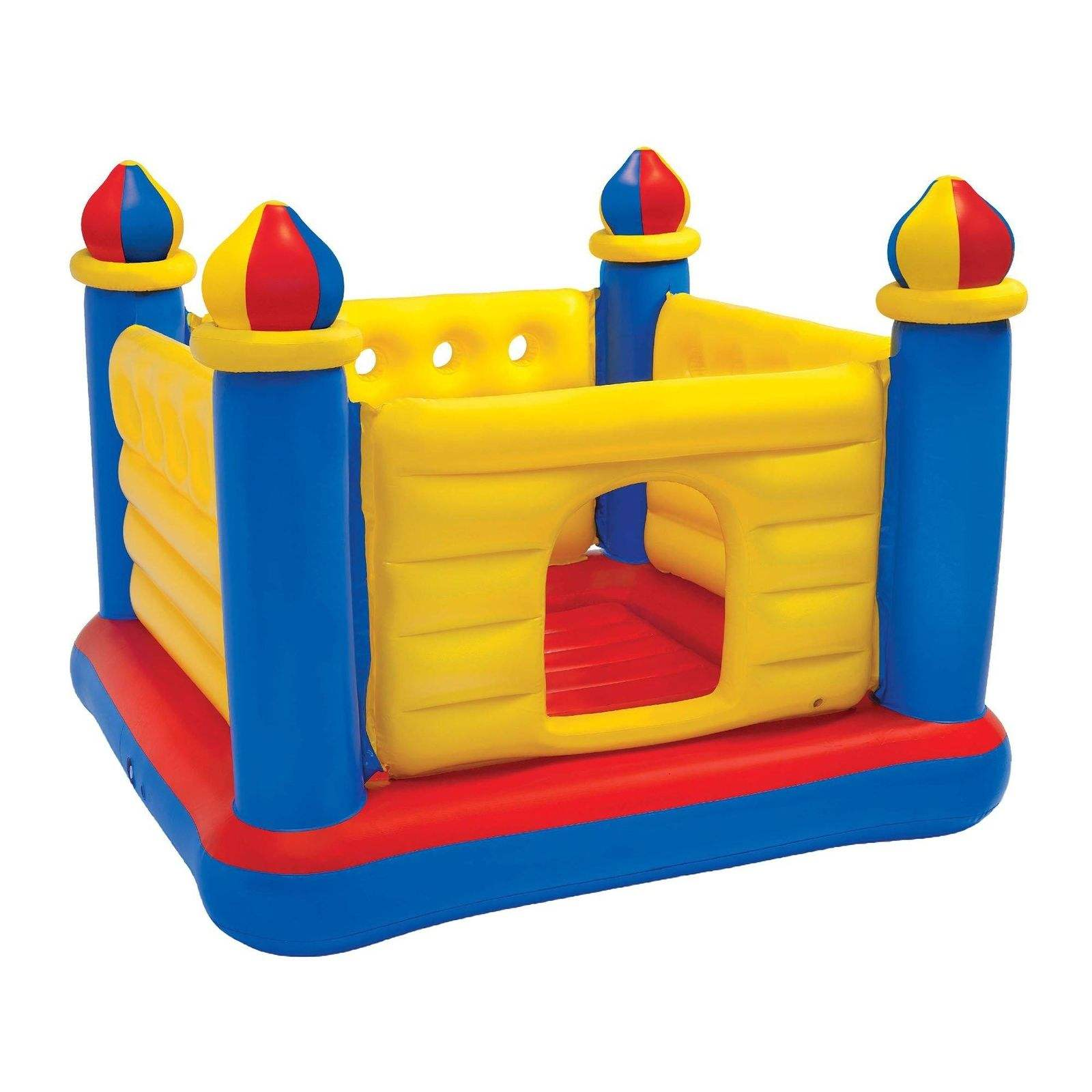 Intex 48259 Indoor Playground Toys JUMP-O-LENE Inflatable Jumping Castle