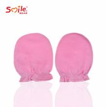 Fashion Cute Cotton Newborn Infant Baby Gloves Soft Cotton Mittens Glove For 0-6 Months