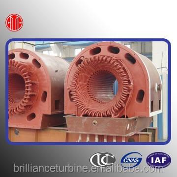 2015 Made In China de carbón pequeña de vapor generadores de turbinas planta de energía Set In textil industrias