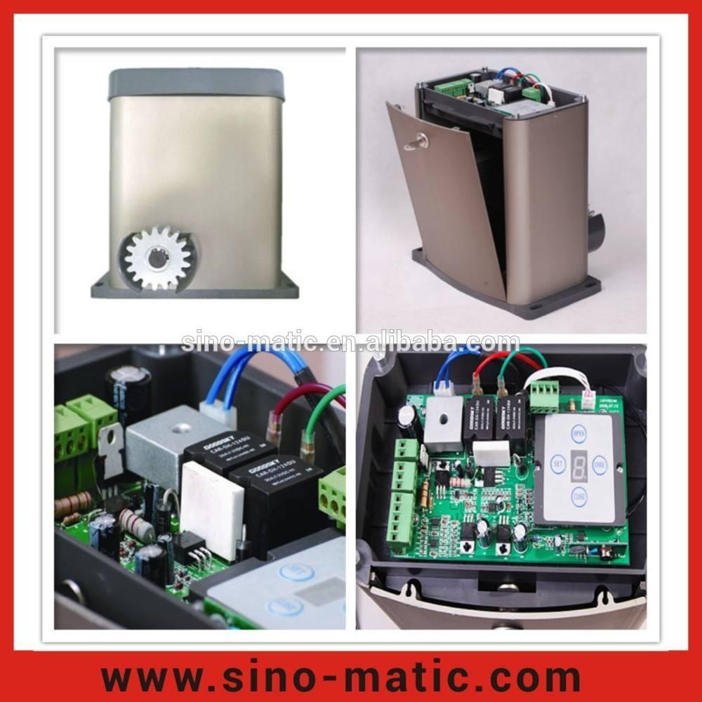 Elettronici <span class=keywords><strong>di</strong></span> energia solare automatico dc scorrevole apricancello con schienale- fino batteria