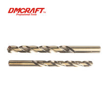 Economic hot-sale hss m42 straight shank twist drills