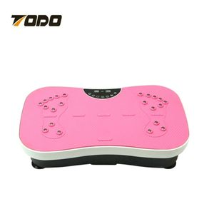 New products fitness equipment slim vibration platform fitness machine
