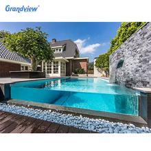 spa 100mm thick acrylic swimming pool wall/ pool Plexiglass Sheets for clear acrylic swimming pool glass walls