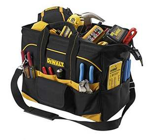 High quality 600d 450d 1680d electrician leather tool bag For Amazon and eBay