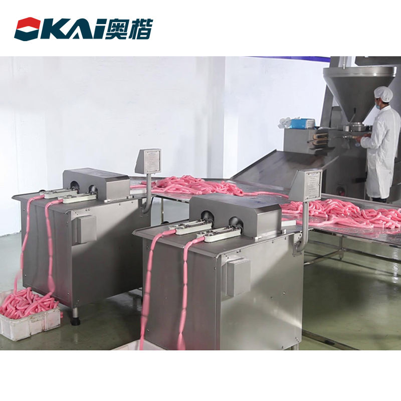Industrial Automatic Sausage Maker Machine