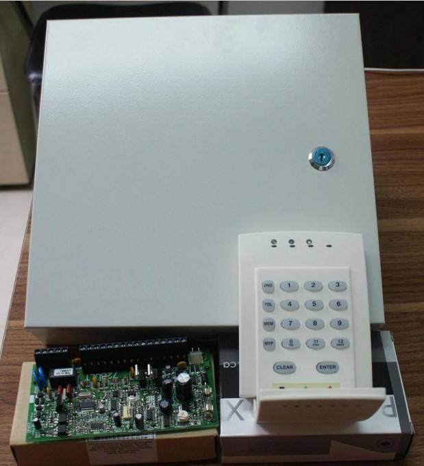 Wired engineering alarm system PA-728ULT alarm panel