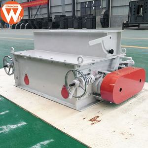 laying hens baby chicken feed pellet crusher crumble machine