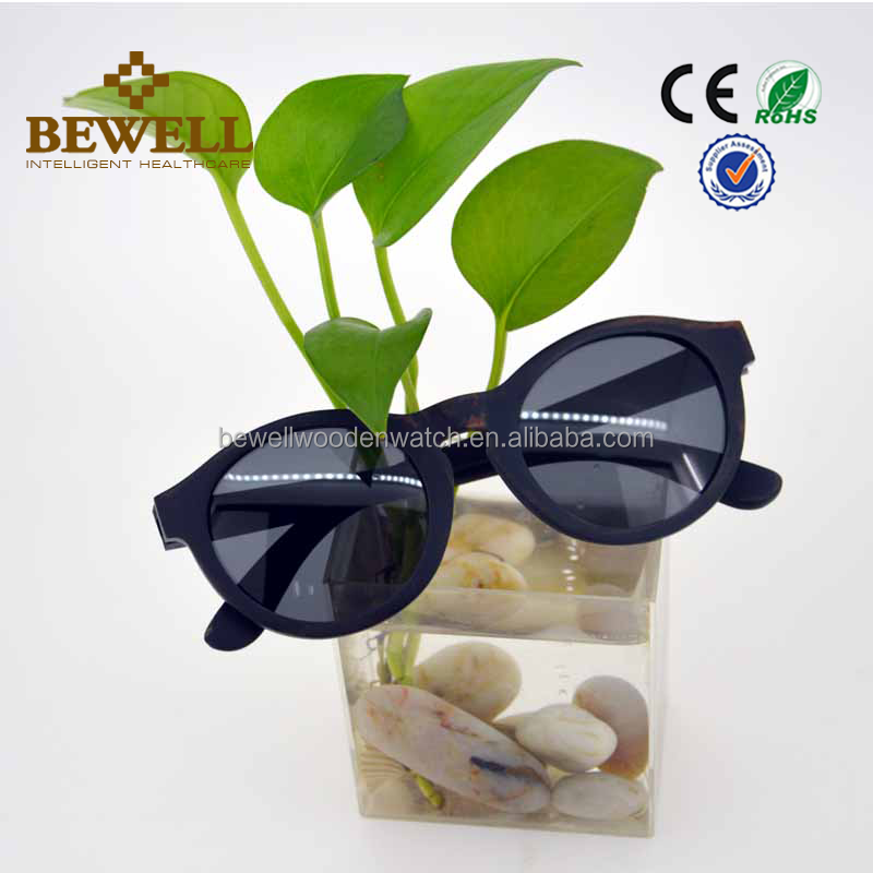 100%Natural wholesale handmade sandal wooden sunglasses for men and women