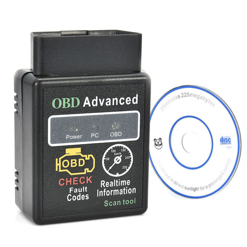OBDII OBD2 ELM327 V2.1 bluetooth Car Auto Scanner Diagnostic Scan Tool