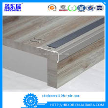 aluminium edge trim/threshold & transition strips for carpet flooring furniture