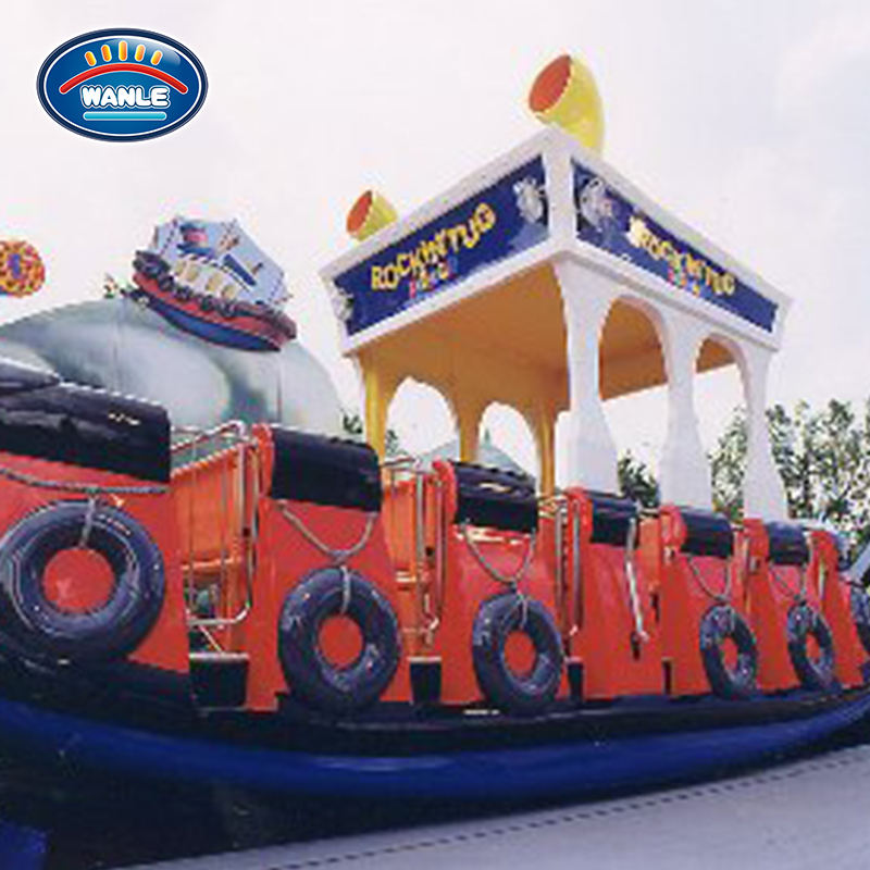 Wanle products other amusement park products Ship Skate Rides