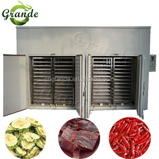 High Efficiency Fruit Dehydrator Machine Commercial Fruit Drying Machine for Processing Various Fruit and Vegetables