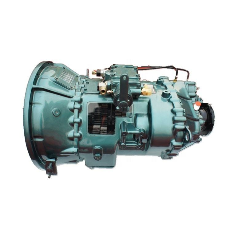 heavy truck parts howo sinotruk steyr gearbox for sale HW15710