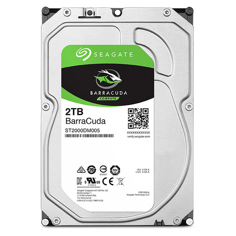 Seagate ST2000DM005 Barakuda Hard Drive Internal HDD 2000 GB Seri ATA III