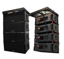 line array speakers system,powered with DSP