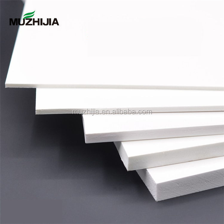low density embossed light weight decorative pvc foam board