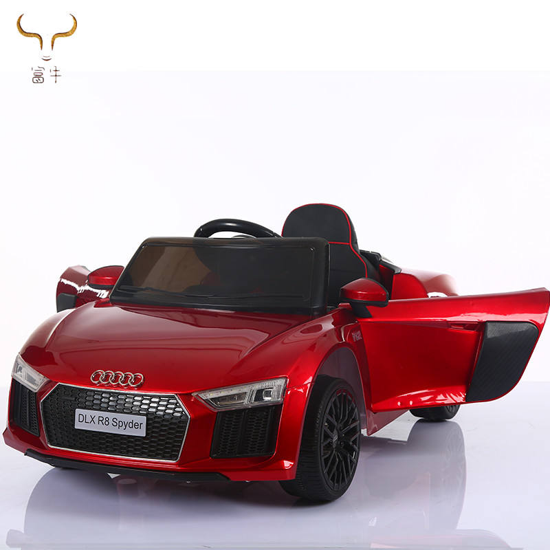 Cheap price Kids Drive Vehicle Rechargeable Children Electric Toy Car 12VRemote control kids lithium battery car with music