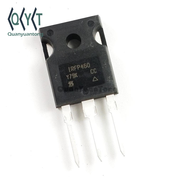 IRFP460PBF IRFP460 Mosfet IRFP460 N-Channel Power Mosfet Transistor 500 V 20A 280 W IRFP 460 TO-247 original 및 새