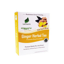 Sugar Free Healthy Instant Ginger Powder Ginger Herbal Tea for Blood Circulation