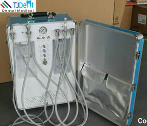 Chines Portable CE Simple Treatment Dental chair Unit