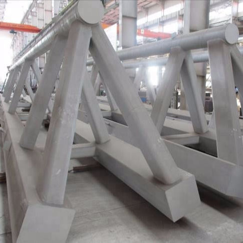 Galvanized Structural Steel Profiles